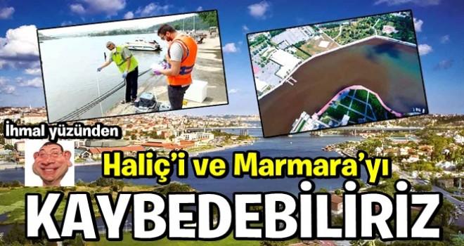 Çevre ve Şehircilik Bakan Yardımcısı Prof. Mehmet Emin Birpınar: İhmal yüzünden Haliç'i ve Marmara'yı kaybedebiliriz