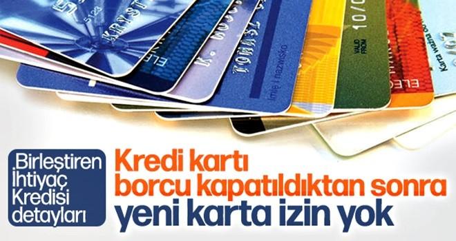 Birleştiren İhtiyaç Kredisi'nin detayları