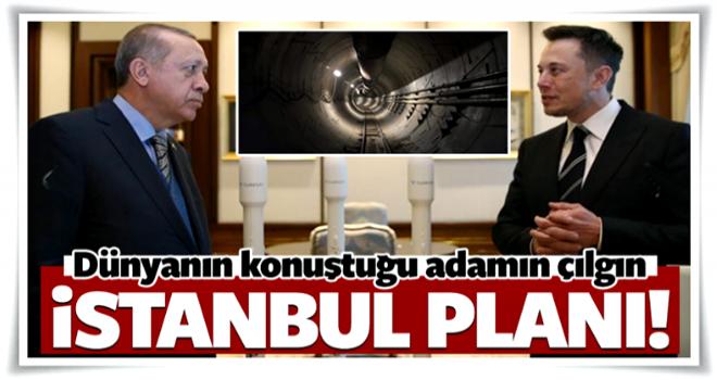 'Çılgın Mucit'in hedefinde İstanbul var'