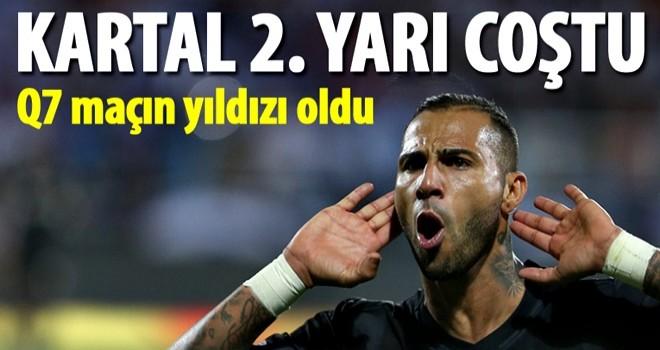 Erzurumspor 1-3 Beşiktaş