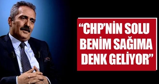 Yavuz Bingöl'den CHP'ye: Atatürk'ün partisi değilsiniz