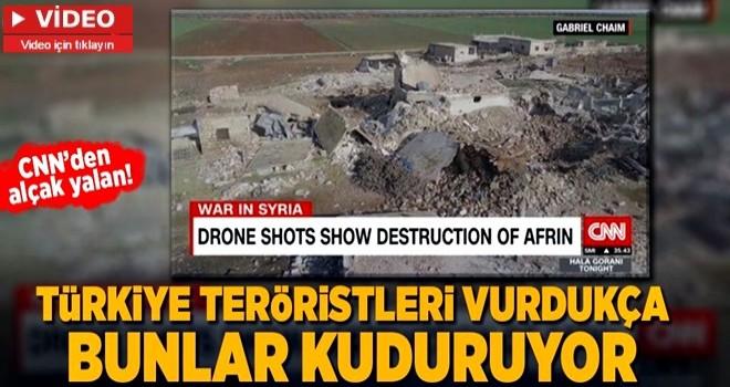 CNN 'Türkiye tarihi yok ediyor' haberi yaptı