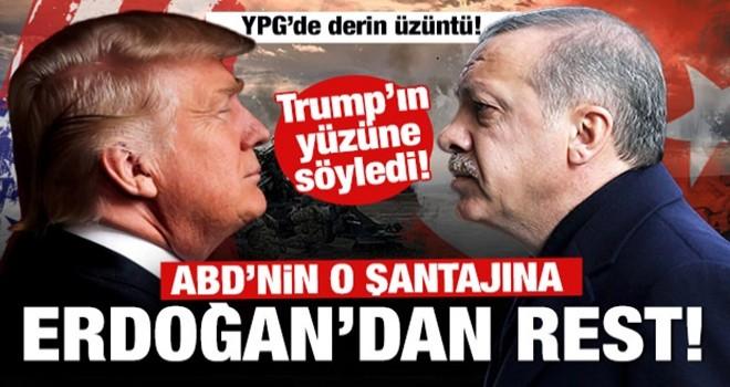 Başkan Erdoğan Trump görüşmesinin perde arkası