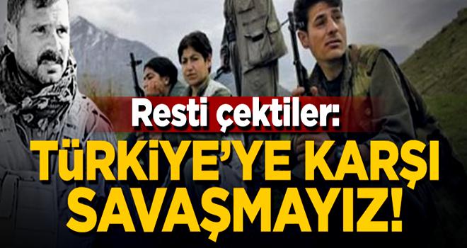Ezidiler resti çekti: