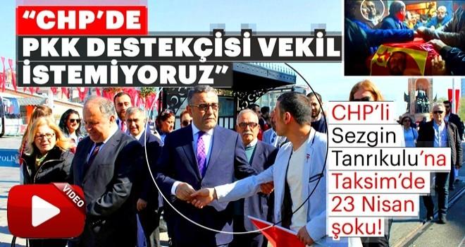 23 Nisan töreninde CHP'li Sezgin Tanrıkulu'na tepki