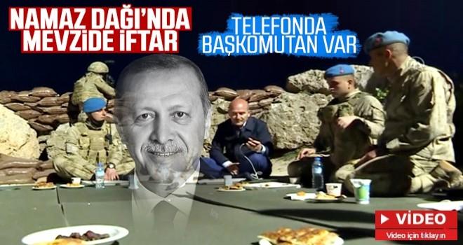Başkomutan Erdoğan askerlerin bayramını kutladı