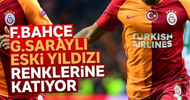 Fenerbahçe Galatasaraylı yıldızı renklerine katıyor