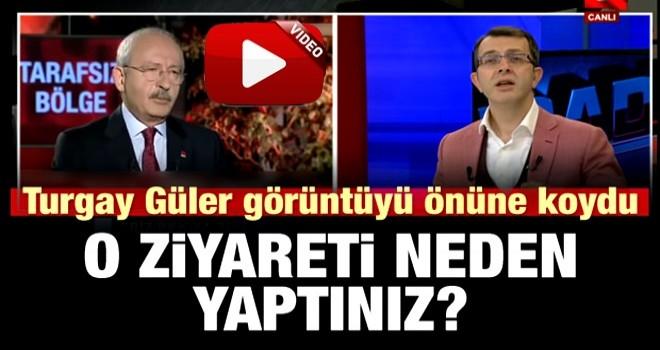 Turgay Güler'den Kılıçdaroğlu'na: PKK'lıları neden ziyaret ettiniz?