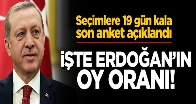 ORC'nin Cumhurbaşkanı seçim anketi