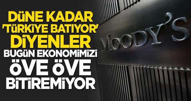 Moody's'den son dakika Türkiye açıklaması! Felaket senaryosu çizen algı profesörlerini üzecek haber .