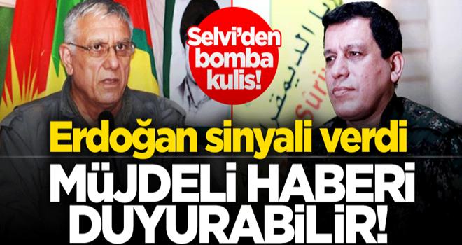 Abdulkadir Selvi'den bomba kulis! Hedefte teröristbaşları var