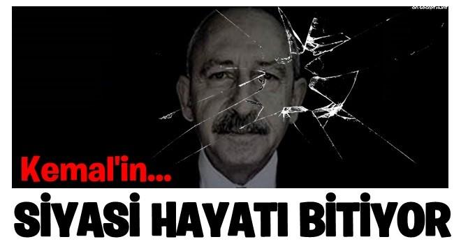 Kılıçdaroğlu'nun Siyasi Hayatı Bitiyor