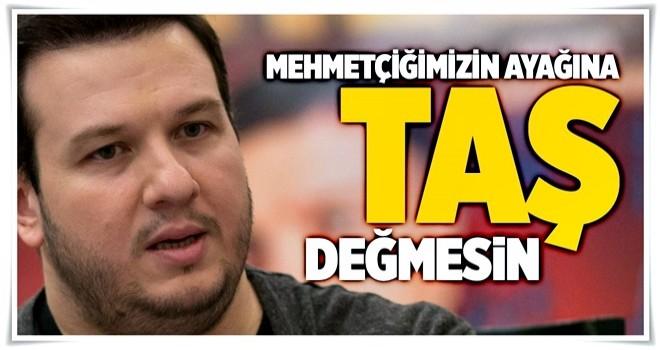 Şahan'dan Mehmetçiğimize destek .