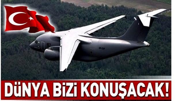 Ukrayna AN-188 askeri kargo uçağının ortak üretimi için Türkiye ile görüşüldüğünü açıkladı .