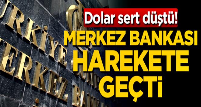 Merkez Bankası'ndan flaş dolar açıklaması!