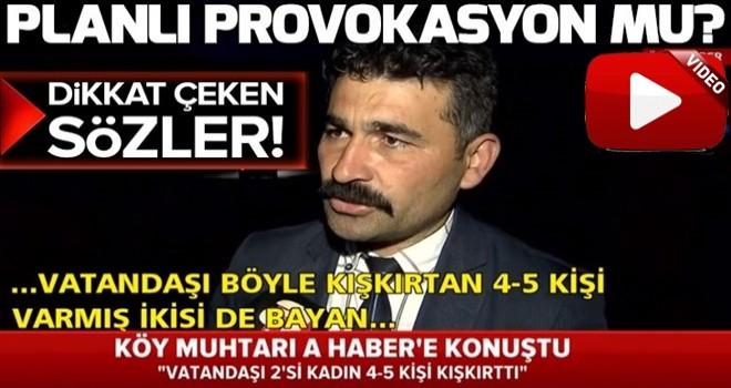 Kemal Kılıçdaroğlu'na saldırı planlı provokasyon mu? .