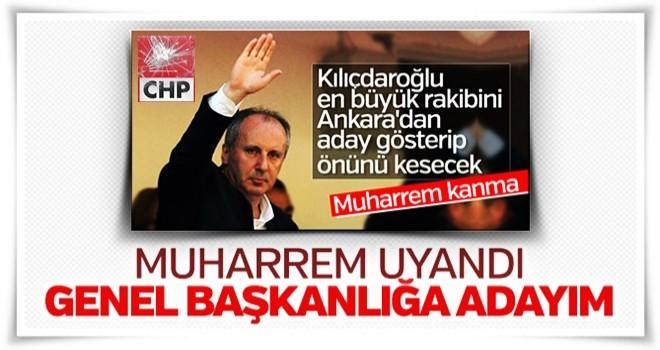 Muharrem İnce CHP'lilere kızdı