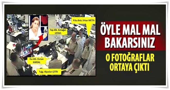 Erdoğan'ın çağrısını canlı izleyen darbeciler