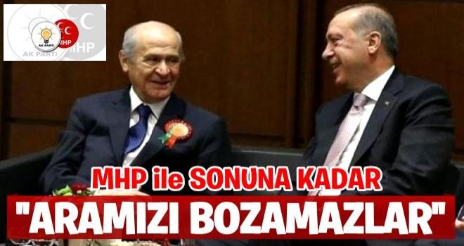 Erdoğan: Bu işin bozulmasına asla fırsat vermeyiz!