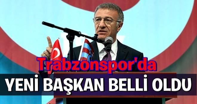 Trabzonspor'da yeni başkan Ahmet Ağaoğlu!