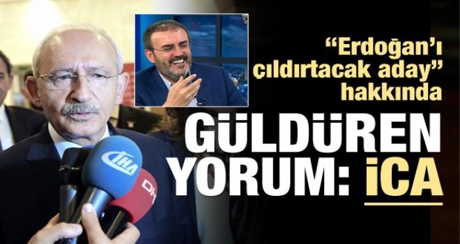 CHP'nin 'çıldırtacak' adayına ilginç yorum