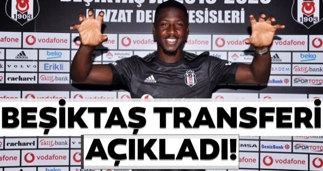 Beşiktaş, Abdoulay Diaby transferini resmen açıkladı
