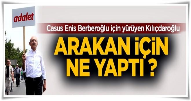 Emine Erdoğan da mı sizin gibi üç maymunu oynasaydı?