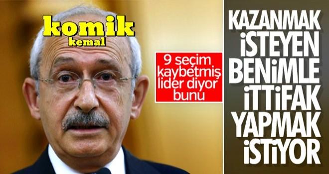 Kemal Kılıçdaroğlu yerel seçimler öncesi yine iddialı
