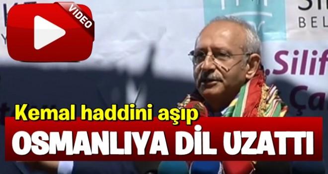 Kılıçdaroğlu Osmanlı'ya çattı
