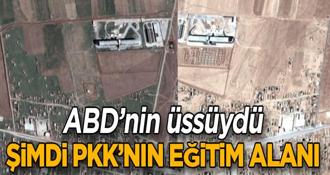 ABD'nin üssüydü… Şimdi PKK'nın eğitim alanı…