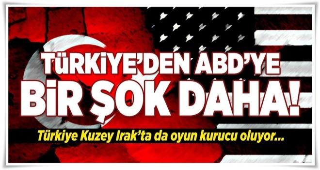 Türkiye'den ABD'ye bir şok daha .