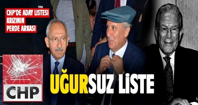 CHP'deki aday listesi krizinin perde arkası