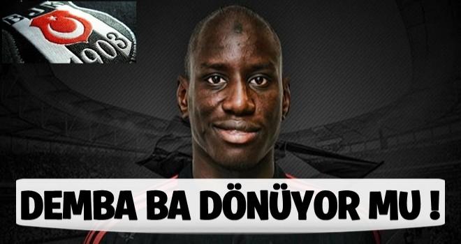 Beşiktaş'tan ilk transfer! Demba Ba ile 2 yıllık anlaşma sağlandı