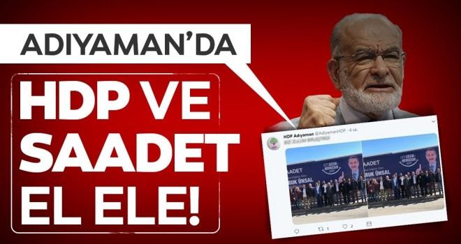 Saadet buna ne diyecek? HDP açıkça itiraf etti!