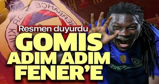 Galatasaray'ın eski golcüsü Bafetimbi Gomis adım adım Fenerbahçe'ye...