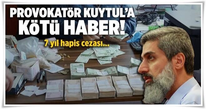 Furkan vakfı kurucu başkanı Kuytul'a kötü haber!