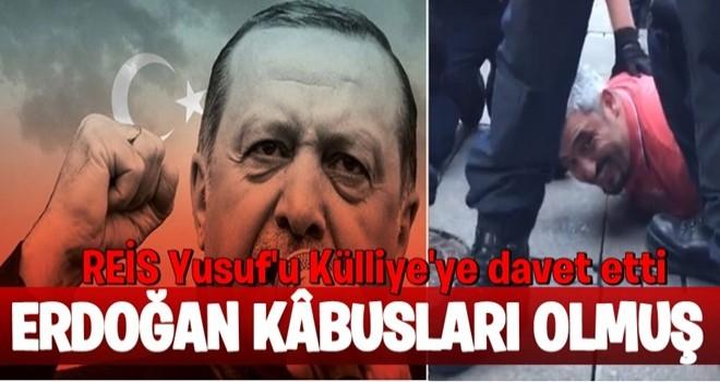Erdoğan'ın adıyla bile titriyorlar
