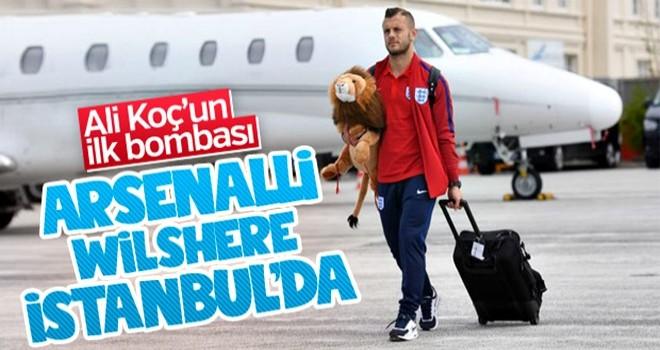 Fenerbahçe Wilshere'i İstanbul'a getirdi