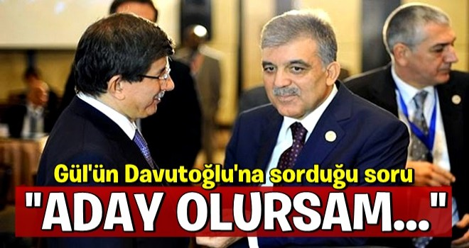 Hande Fırat Gül'ün Davutoğlu'na sorduğu soruyu açıkladı