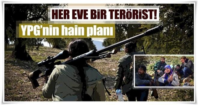 YPG'den 'sivil' kamuflaj!