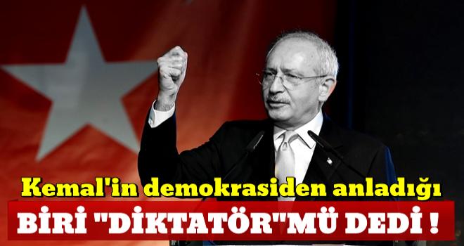 Kemal'in demokrasiden anladığı !!