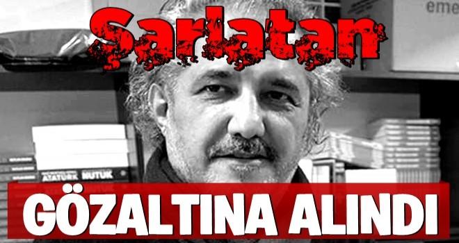 Bu DENSİZ gözaltına alındı!!! Kur'an ile dalga geçen Gazeteci Hakan Aygün Bodrum'da gözaltına alındı