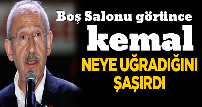 Hacıbektaş'ta büyük şok! Kılıçdaroğlu neye uğradığını şaşırdı