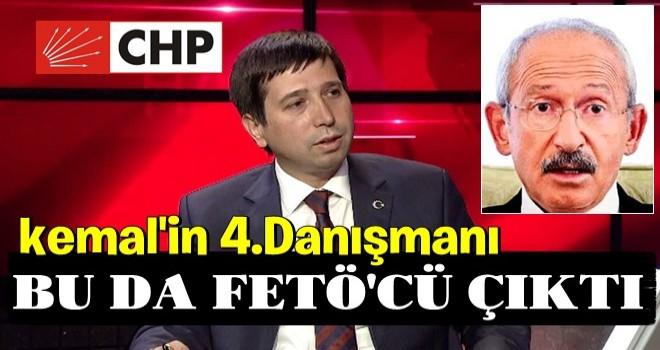 CHP lideri Kılıçdaroğlu'nun dördüncü danışmanı da FETÖ'cü çıktı