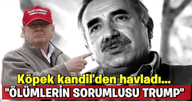 Harekat sonrası elebaşı Murat Karayılan ilk kez konuştu!