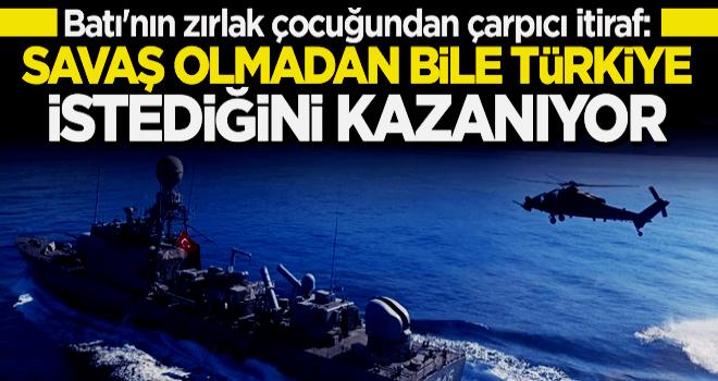 Batı'nın zırlak çocuğu Yunanistan'dan itiraf gibi açıklama: Savaş olmadan bile Türkiye istediğini kazanıyor