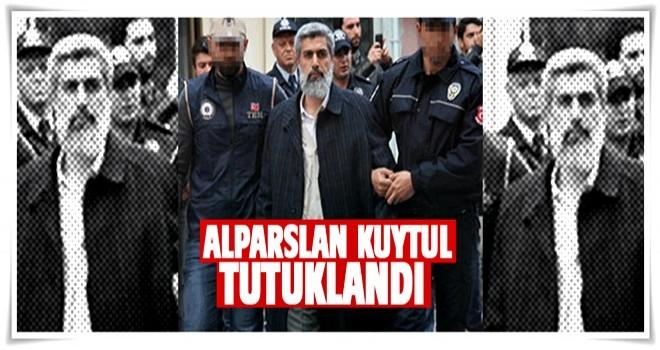 Alparslan Kuytul tutuklandı