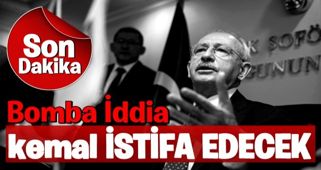 Kemal Kılıçdaroğlu istifa kararı aldı!