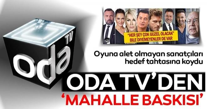 Oda TV'den skandal bölücülük hamlesi