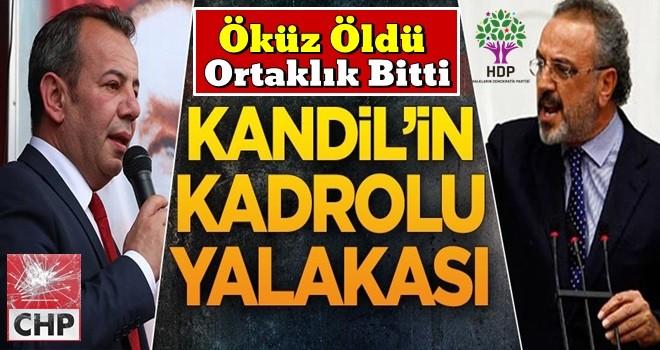 Tanju Özcan ile Sırrı Sakık fena kapıştı!